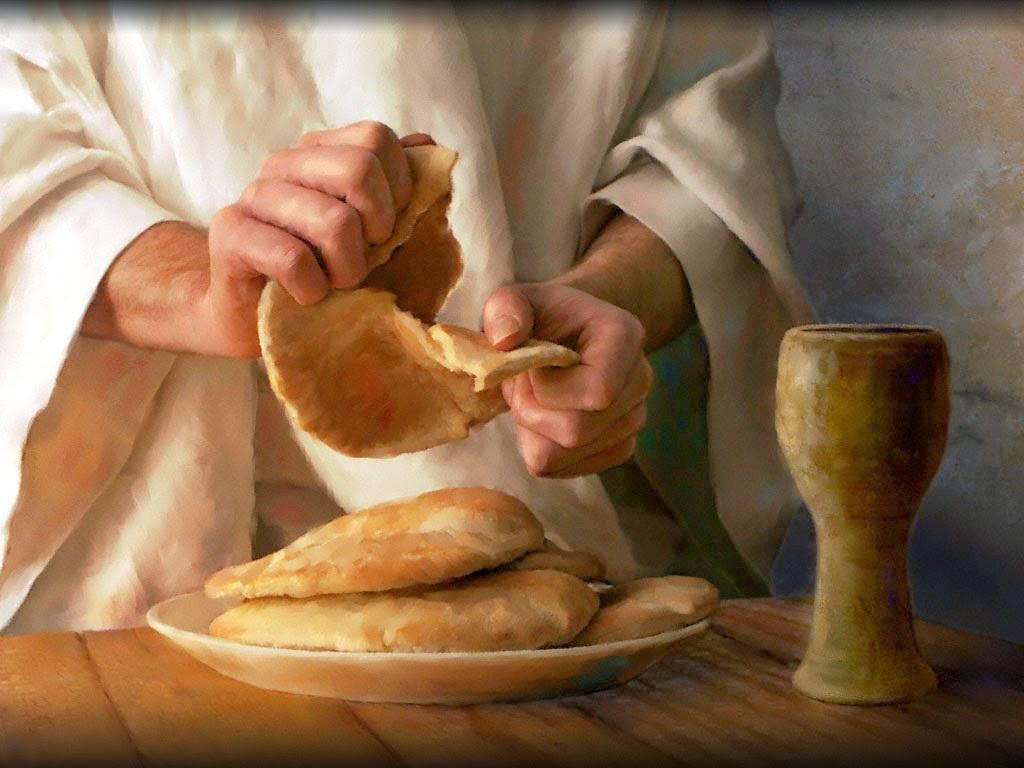 """""""Mindennapi kenyerünket add meg nekünk ma"""" (Mt 6:11)"""