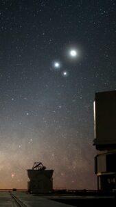 Conjunctie–Jupiter-Saturnus
