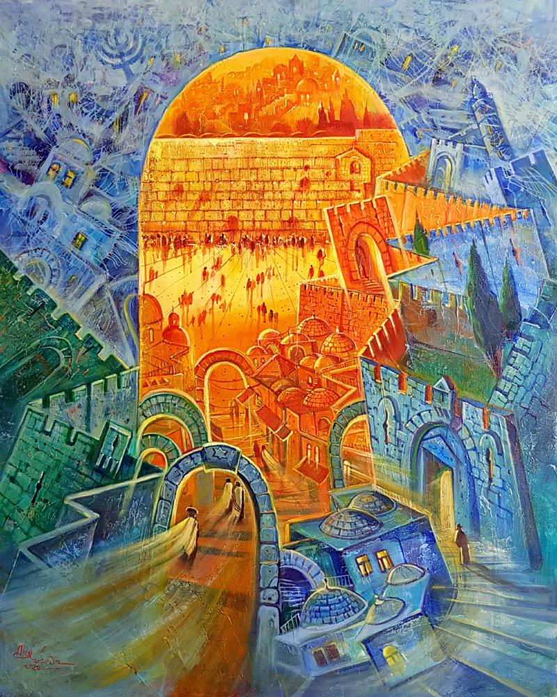 """""""Így azonban jobb után vágyódnak, tudniillik mennyei után; azért nem szégyenli őket az Isten, hogy Istenöknek neveztessék, mert készített nékik várost."""" (Zsidó 11, 16)"""