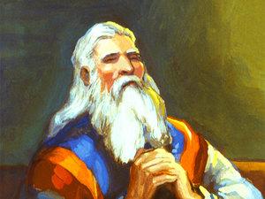 """Noé Istennel járt.."""